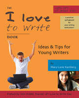The I Love To Write Book